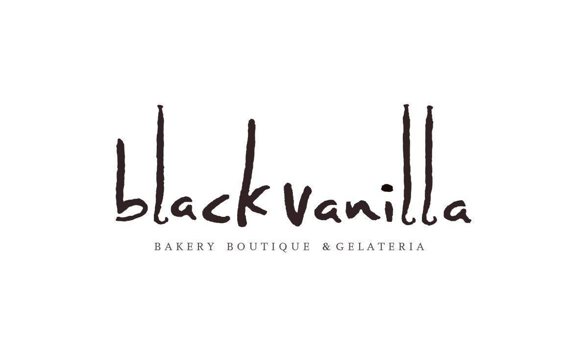BlackVanilla Logo & Brand Identity Designed by The Logo Smith