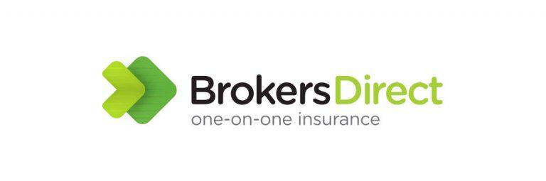 BrokersDirect Insurance Brokers Logo Design