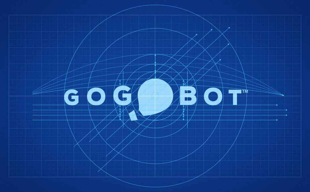 Gogobot blueprint logo design the logo smith logo designer gogobot blueprint logo design malvernweather Choice Image