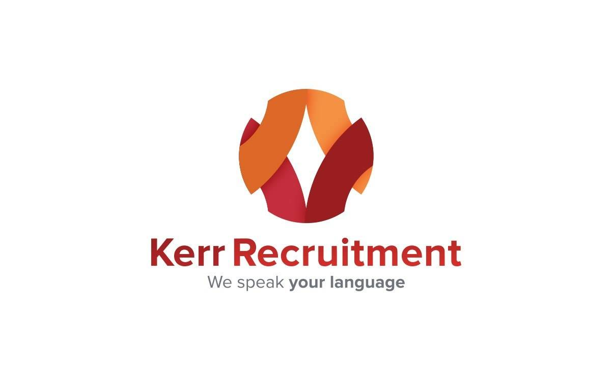 Kerr-Recruitment-Logo-Design-Designed-by-The-Logo-Smith