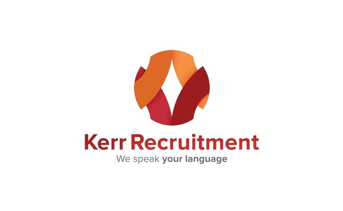 Kerr-Recruitment-Logo-Design-Designed-by-The-Logo-Smith