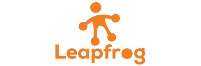 Leapfrog Logo Designed by The Logo Smith