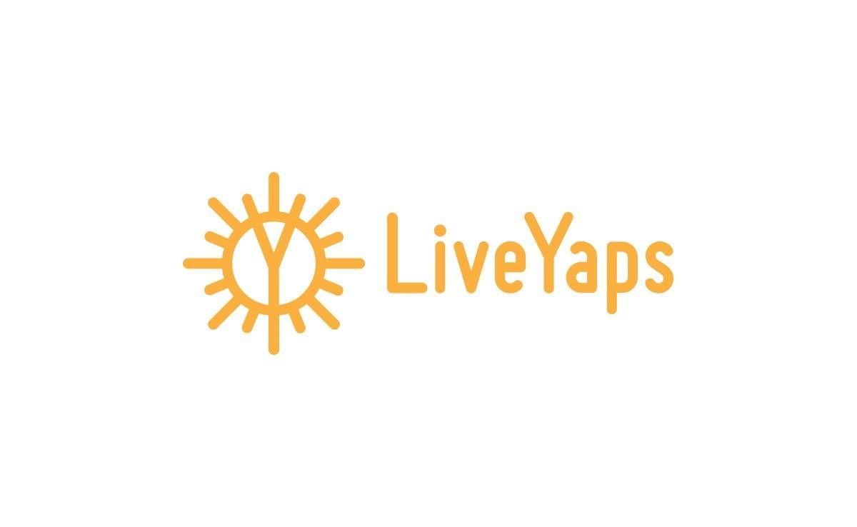 LiveYaps-Logo-Design-Designed-by-The-Logo-Smith