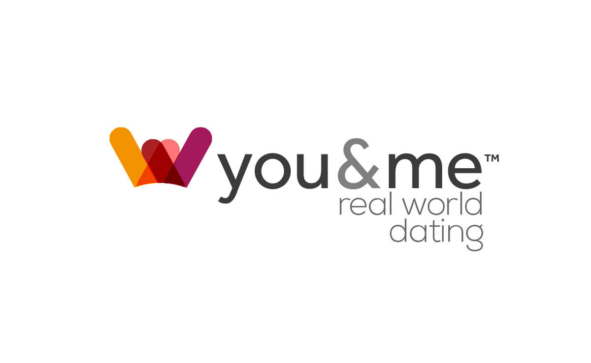 Dating logo design