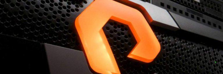 Pure-Storage-Brand-Logo-Design