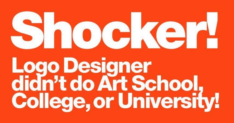 Shocker-Logo-Designer-didn't-got-to-College