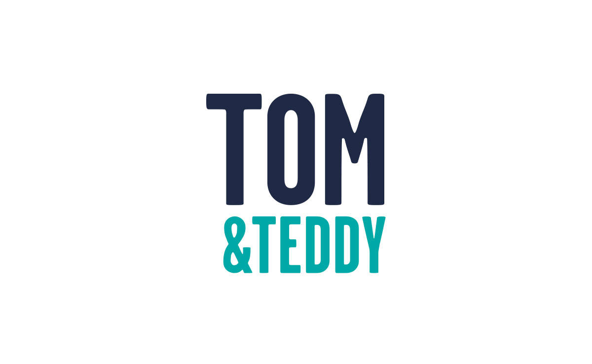 Tom-&-Teddy-Logo-Design-Designed-by-The-Logo-Smith