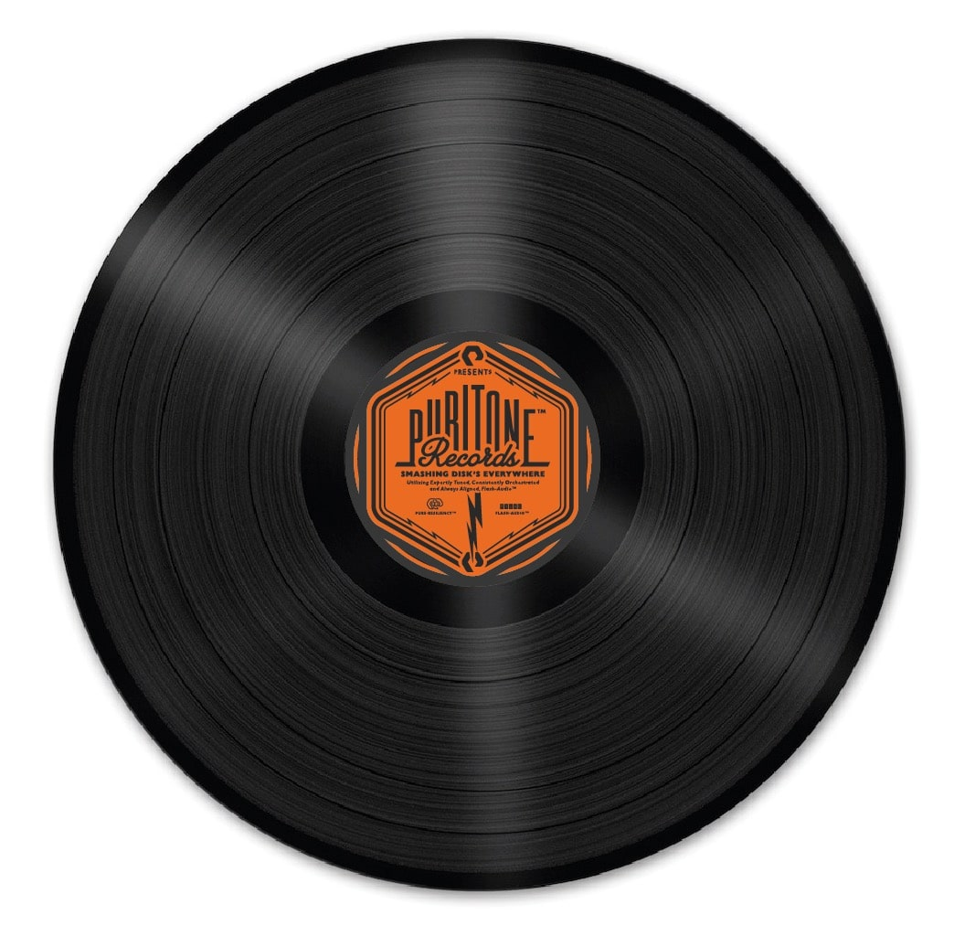 Record Label Logo & Brand Identity Designed by Freelance Logo Designer The Logo Smith