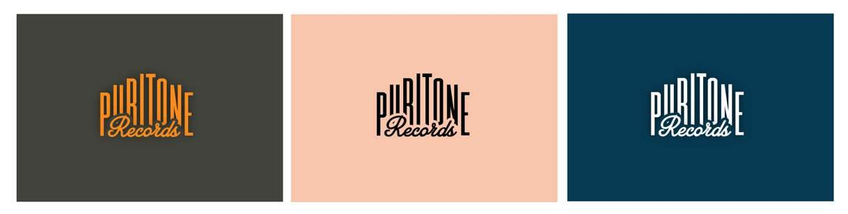 Puritones-logotype-colour-samples