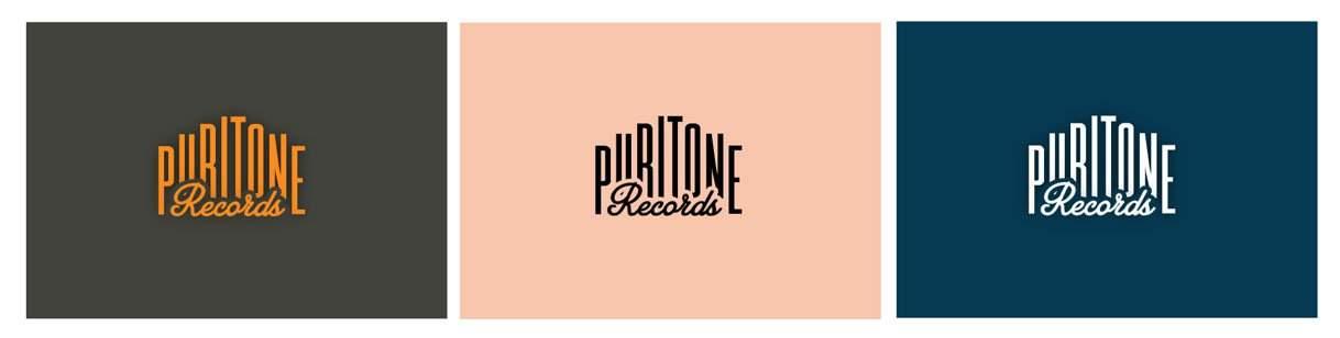 Puritones-logotype-colour-samples