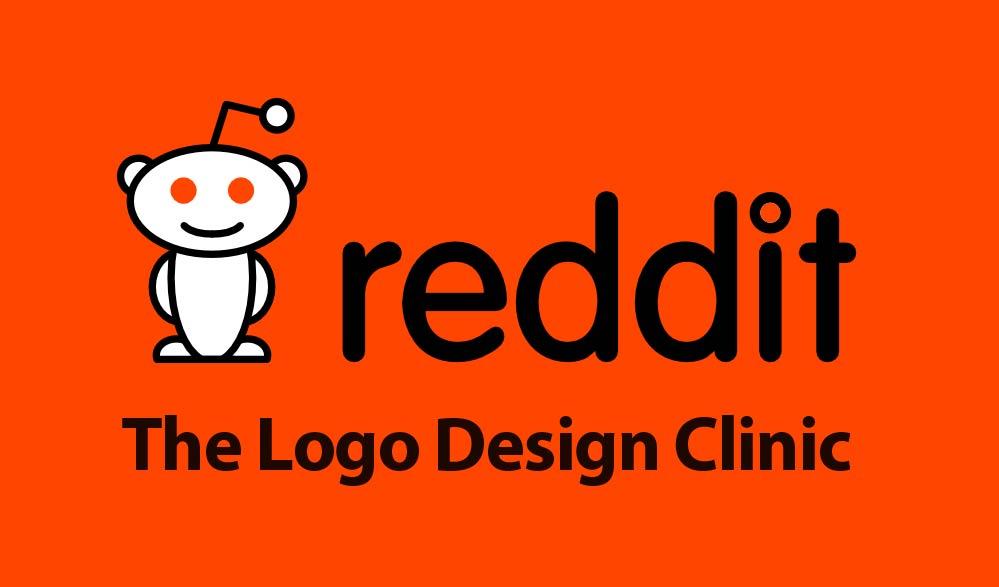 reddit Logo - The Logo Design Clinic