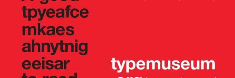 A good tpyeafce mkaes ahnytnig eeisar to raed - typemuseum org