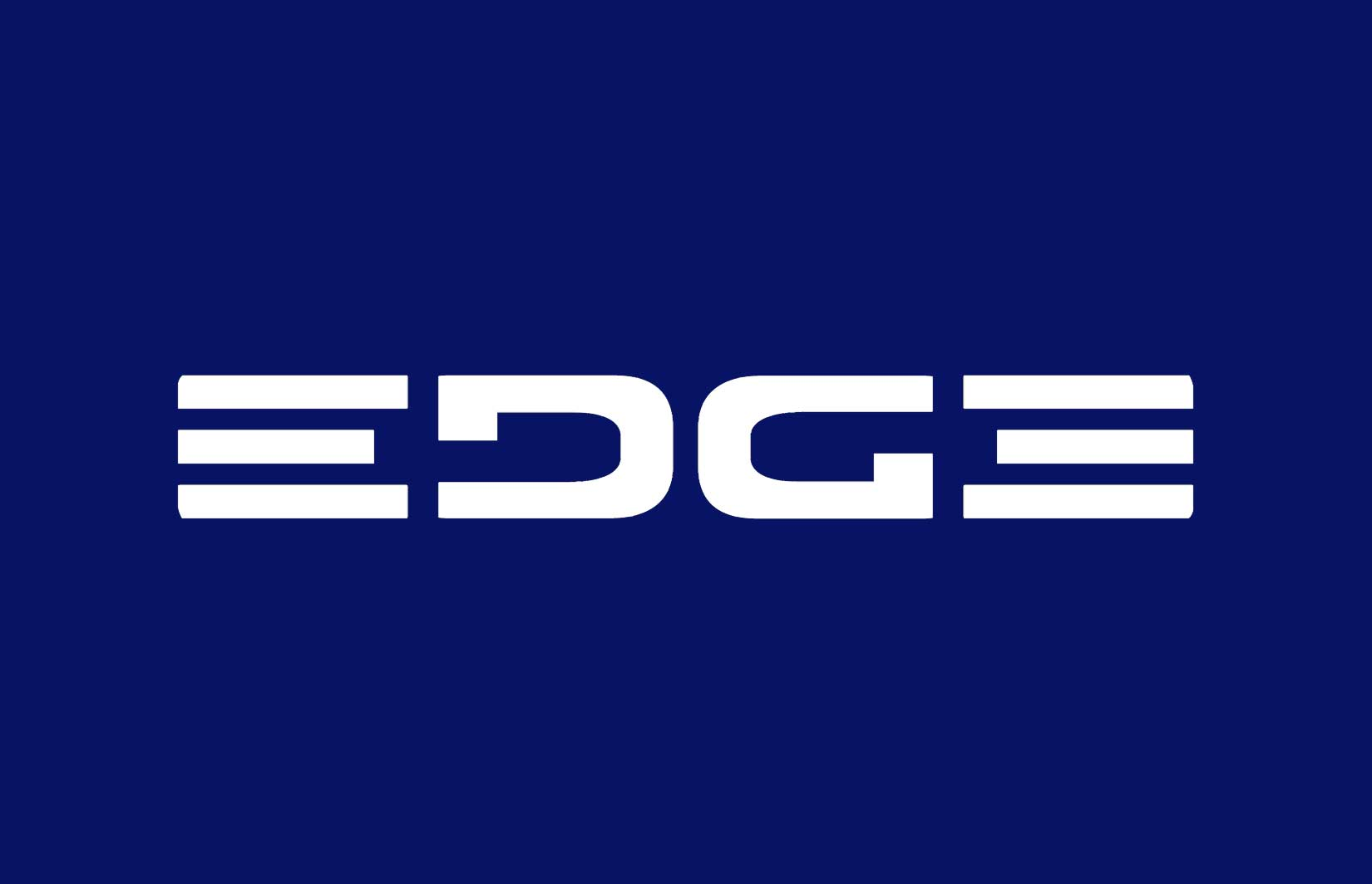Ford Edge Ambigram Logo