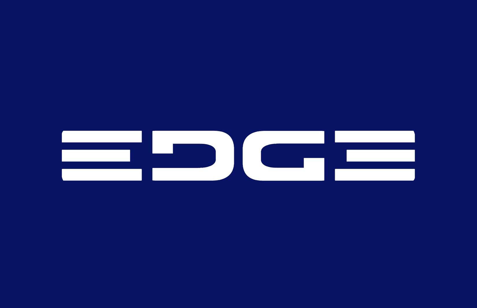 Ford Edge Ambigram Logo