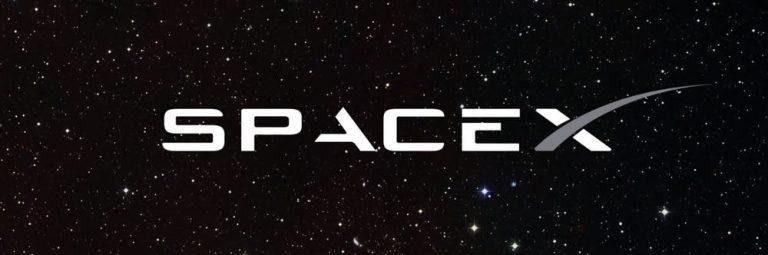 SpaceX Logo Design