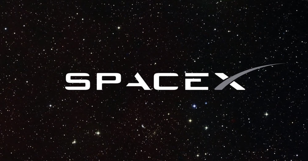 SpaceX Logo Design