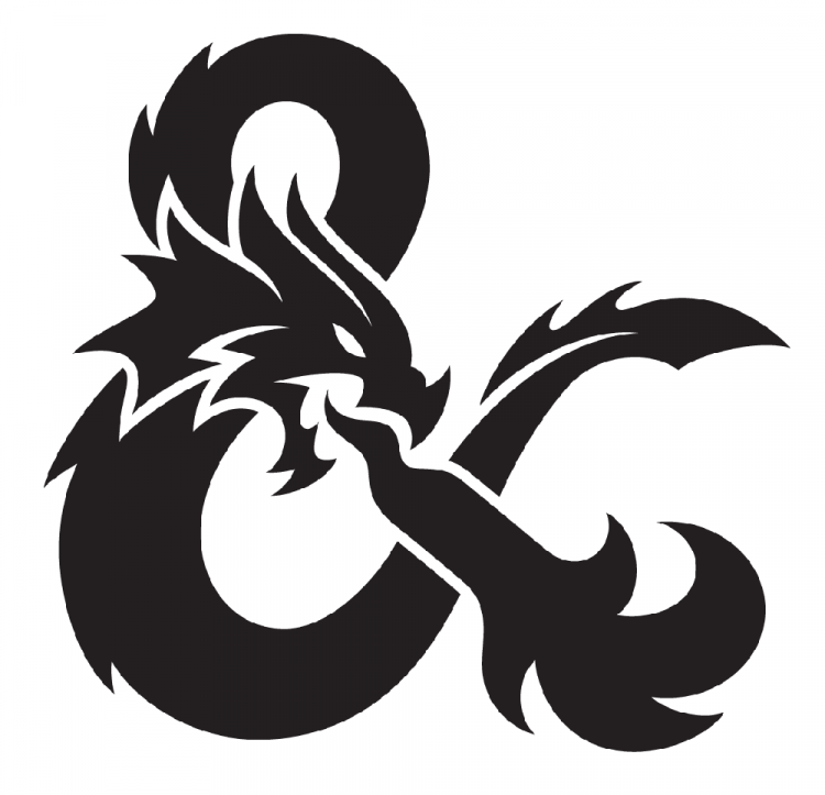 dungeons and dragons ampersand_flat