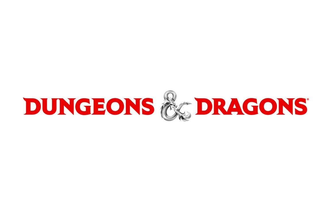 New dungeons and dragons logo design
