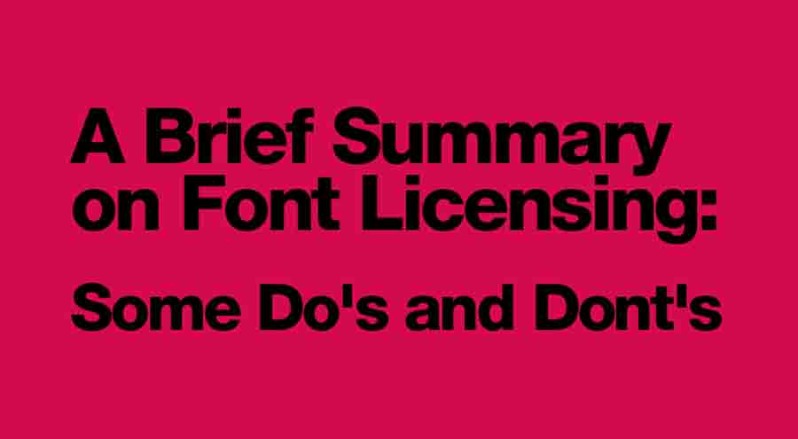 A-Brief-Summary-on-Font-Licensing