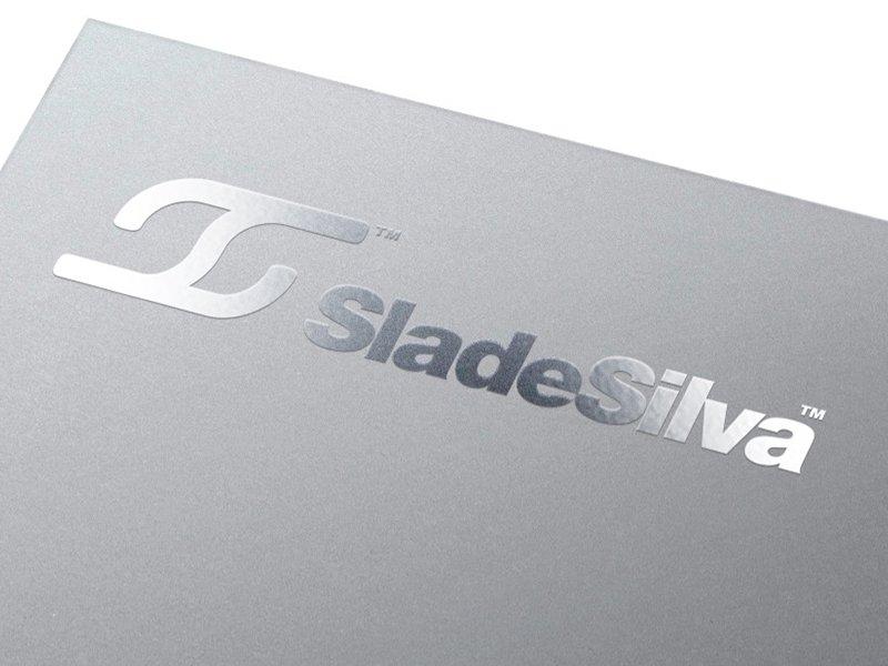 DJ Slade Silva Logo and Brand Identity