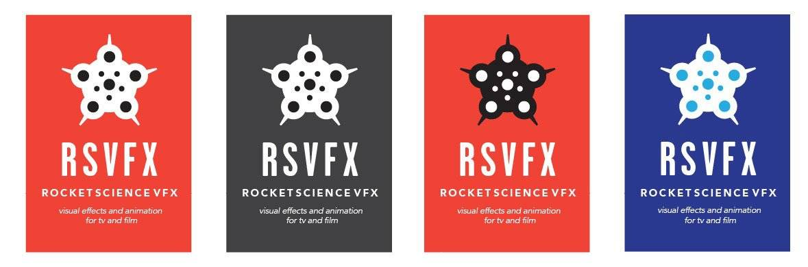 Logo Design Case Study: Rocket Graphic Logo Design