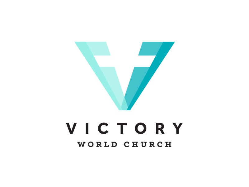 Victory-World-Church-Logo-Design