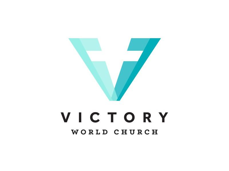 Victory-World-Church-Logo-Design
