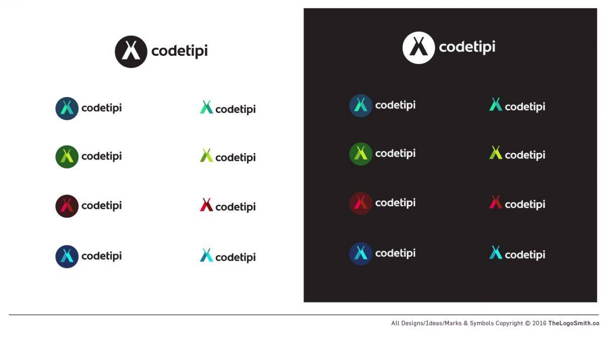 Wordpress Theme Developer Logo Design