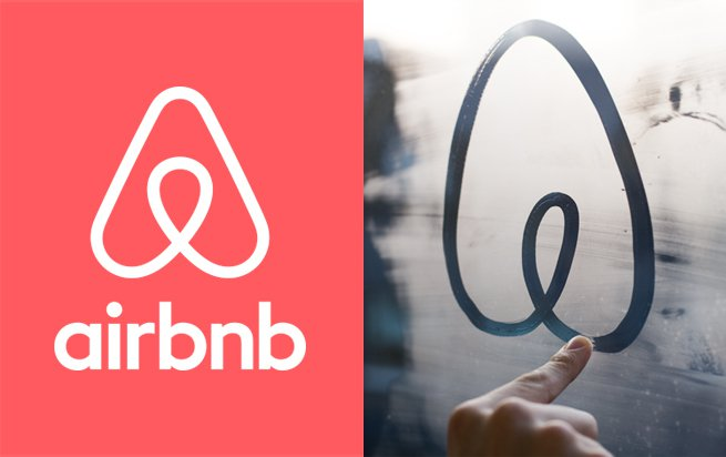 AirBNB logo design new