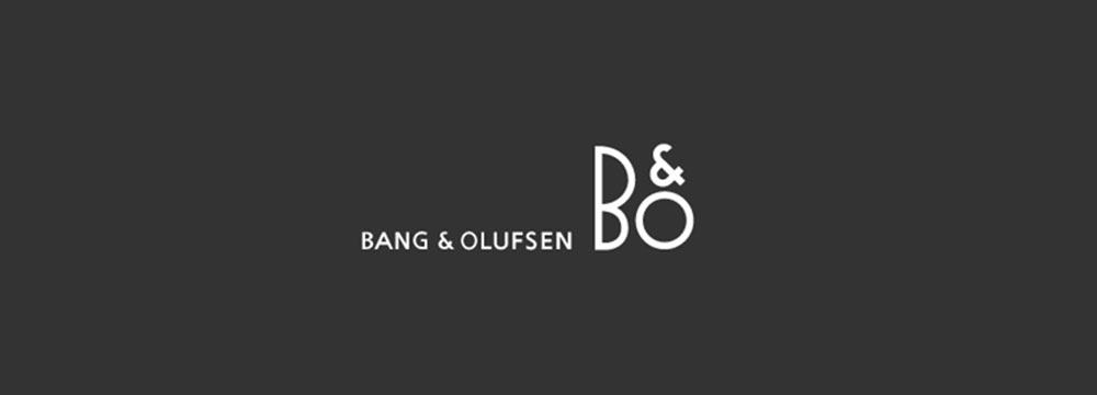 Bang and Olufsen Responsive Logo Design