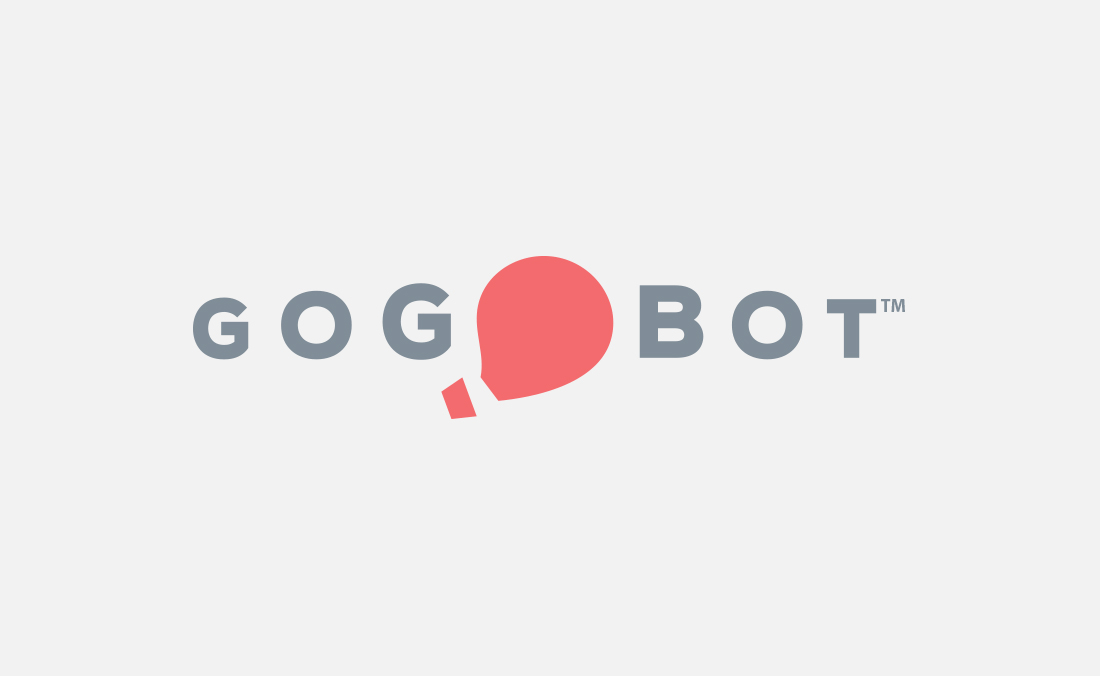 Gogobot Concept Logo Design by The Logo Smith