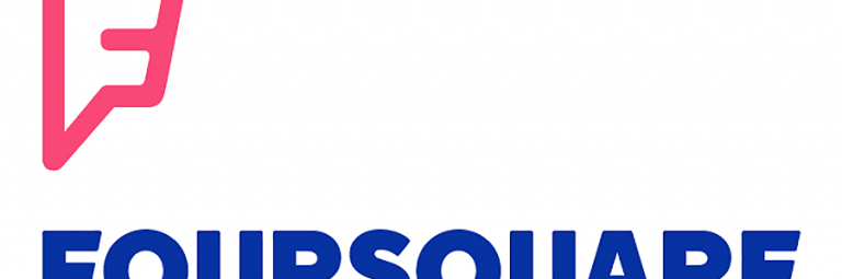new foursquare logo design