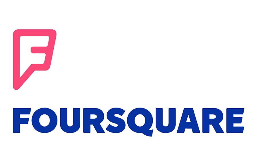 new foursquare logo design