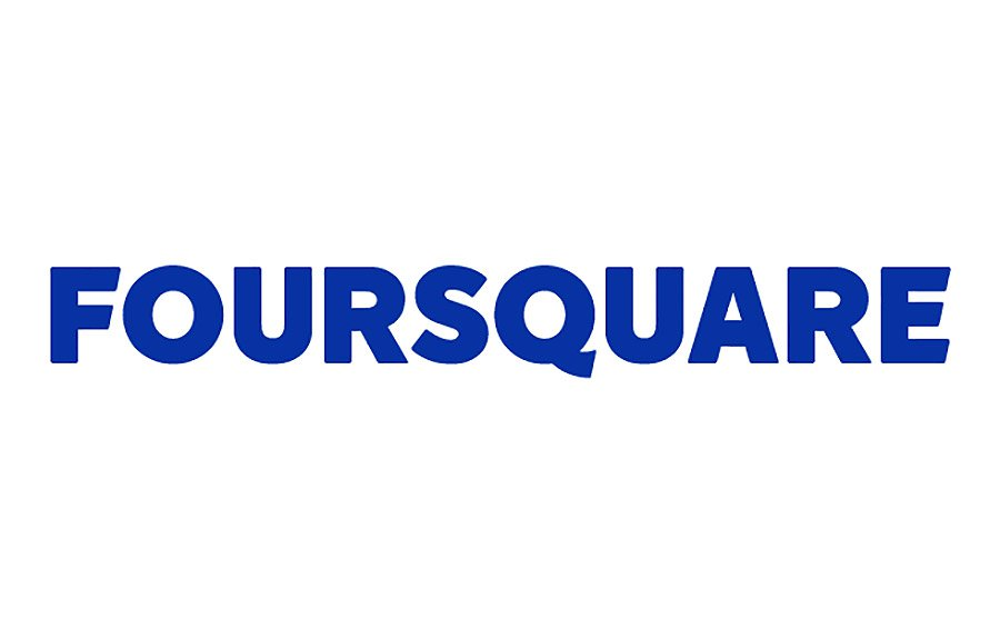new foursquare logotype design