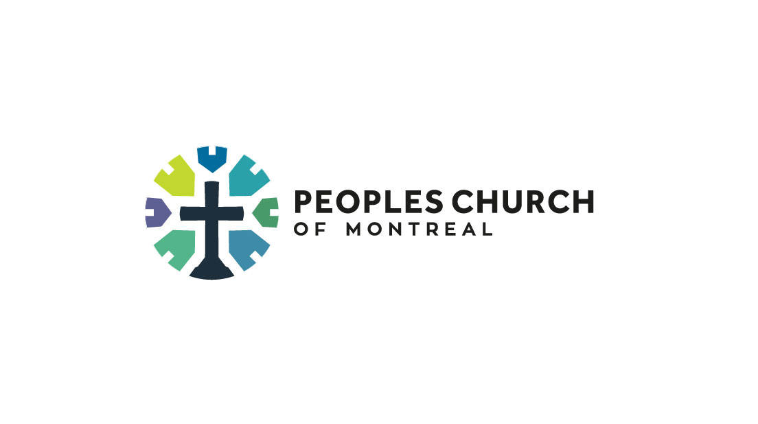 Church Logo Design - Peoples Church of Montreal