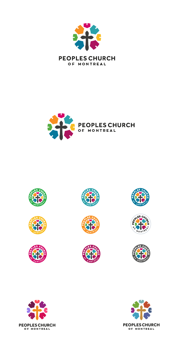 Church Logo - Peoples Church of Montreal
