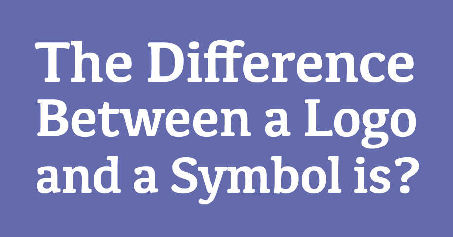 What's The Difference Between a Logo and a Symbol?