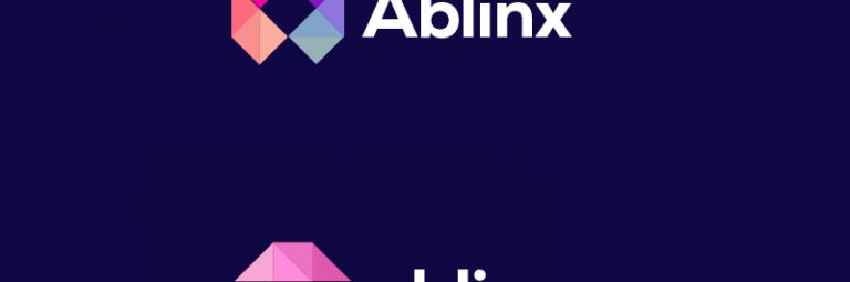 Ablinx Logo Design and iOS App Icon Design by The Logo Smith