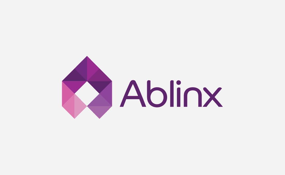 Ablinx Logo Design Designed by The Logo Smith - Logo Designer