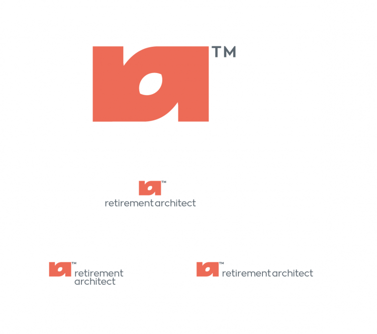 Retirement Architects Logo Design - Designed by The Logo Smith2
