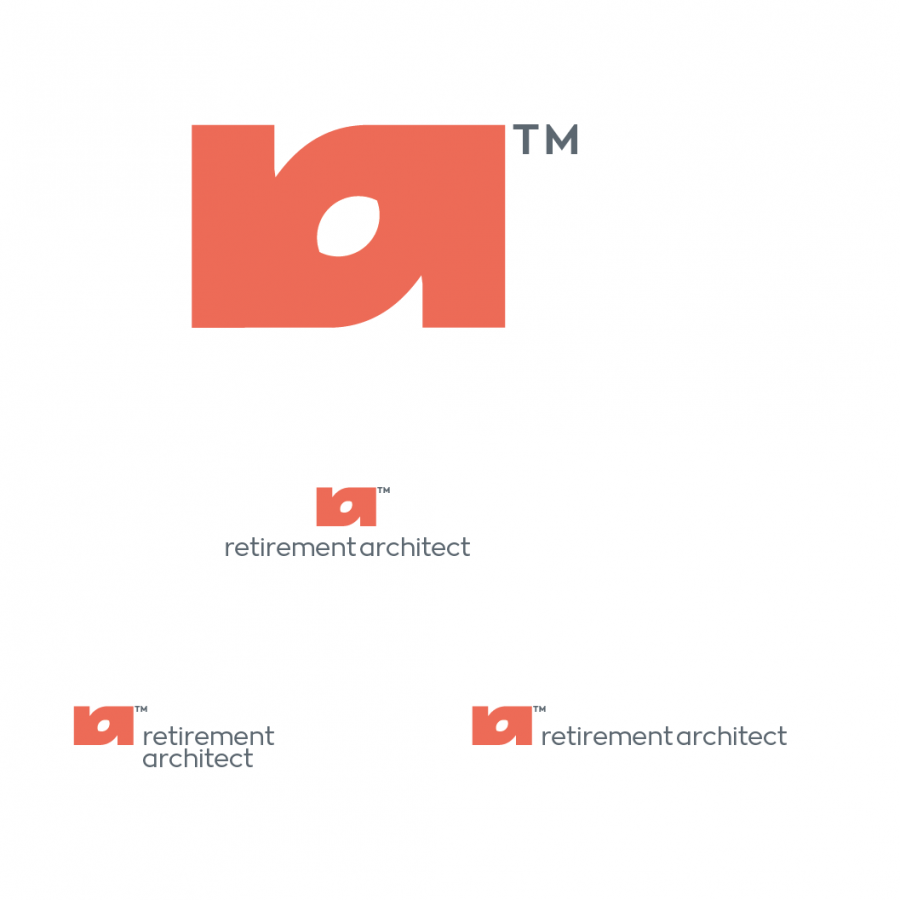 Retirement Architects Logo Design - Designed by The Logo Smith2