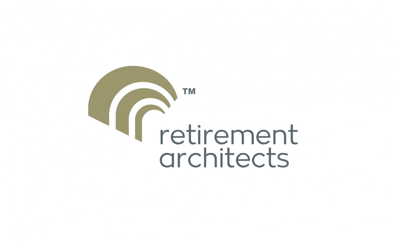 Retirement Architects Logo Designed by Freelance Logo Designer The Logo Smith.