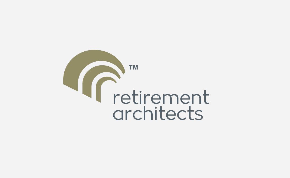 Retirement Architects Logo Design Designed by The Logo Smith