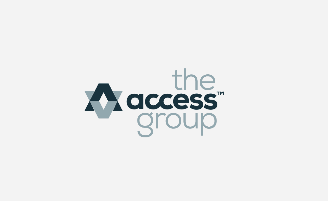 The Access Group Logo Design