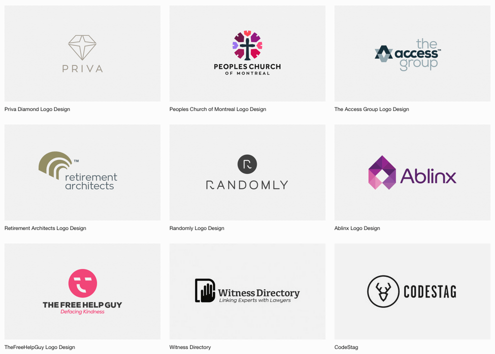 Logo Designs by The Logo Smith