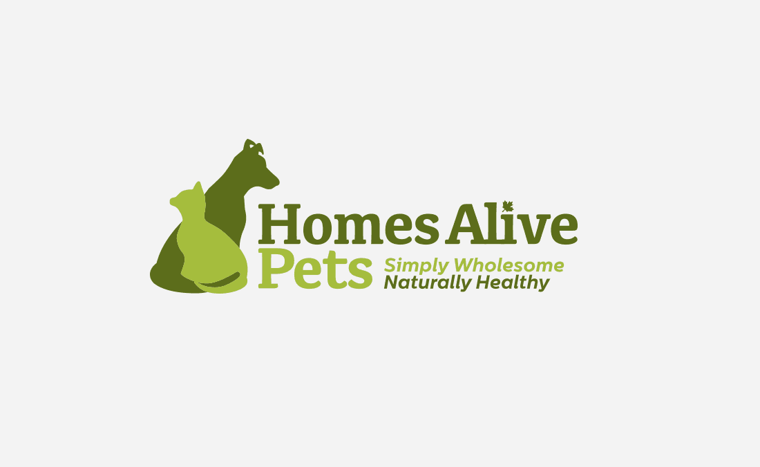 Homes Alive Pets Logo Design by The Logo Smith