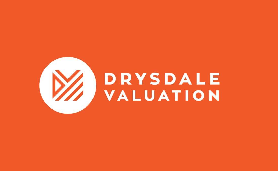 Drysdale Valuation Logo Design by The Logo Smith