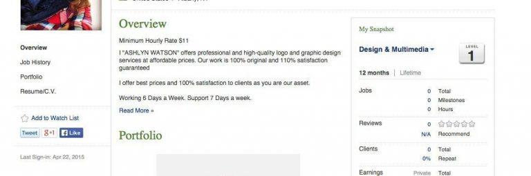 elance rips off my logo design portfolio