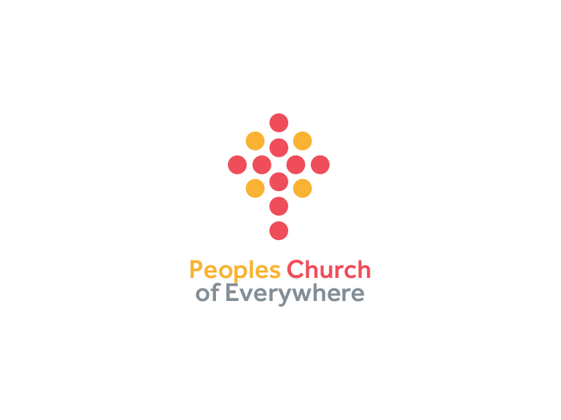 Peoples Church logo design - Church Logo Design for sale by The Logo Smith