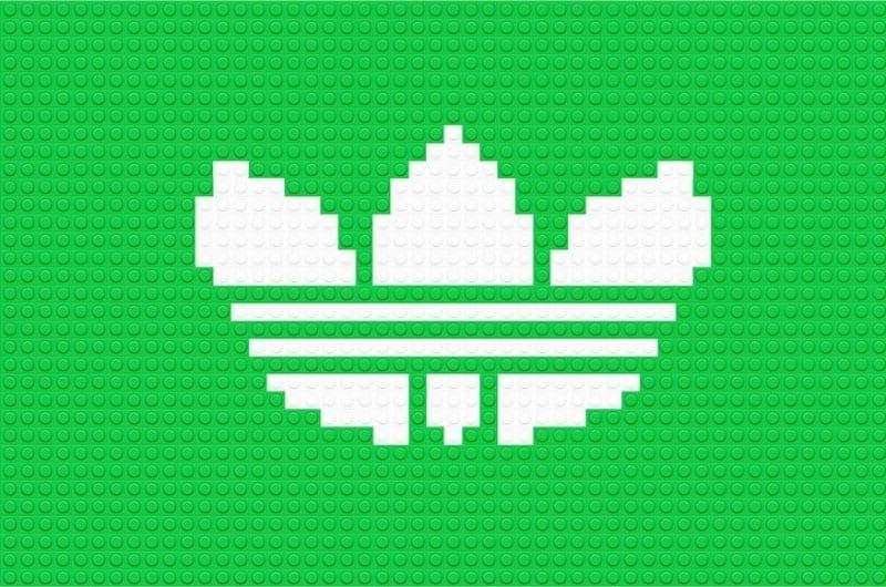 Puma Logo as Lego brands
